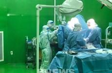 岘港市成功实施了一例新冠肺炎产妇剖宫产  新增两例治愈病例
