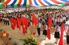 越南教育与培训部代表:若疫情形势仍复杂严峻各所学校可举行在线开学典礼