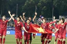 越南女足仍保持东南亚首位