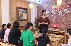 河内厨艺努力向年轻一代传授越南饮食文化