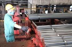 钢铁消量下跌 原材料价格上涨