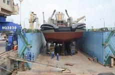 越南现代造船公司的产品远销全球16个国家