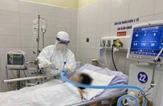 越南新增一例新冠肺炎死亡病例