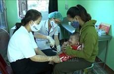 越南广治省新增6例白喉确诊病例