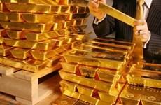 8月18日上午越南国内黄金价格超过5800万越盾一两