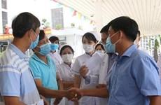 越南政府有力防控新冠肺炎疫情 努力丞救患者