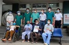 越南新增6例新冠肺炎确诊病例和53例治愈病例