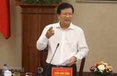 郑廷勇副总理:紧盯公共投资项目资金到位进度