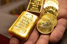 8月19日上午越南国内黄金价格有所下降 保持在5800万越盾左右