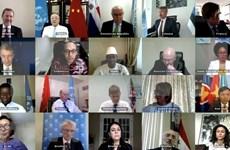 联合国安理会召开会议  为解决也门危机寻找措施