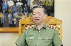 越南公安部部长苏林:公安力量日益贴近民众和深入基层