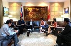 越南和泰国加强动物检疫和兽医领域的合作