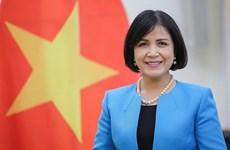 越南代表团在日内瓦隆重举行八月革命胜利75周年纪念活动