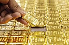 8月20日上午越南国内黄金价格下降130万越盾一两