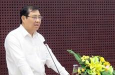 新冠肺炎疫情:岘港市准许各工程和项目复工