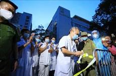 E医院于8月20日18时重新恢复正常运行