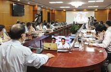越南企业与外国分销系统加大对接力度