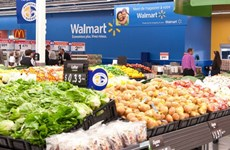 """把越南产品进入世界各大集团的""""大超市"""""""