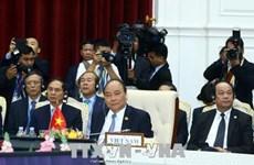 阮春福总理将出席湄公河—澜沧江合作第三次领导人会议