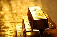 21日上午越南国内黄金价格上涨40万越盾一两