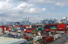 越南海港货物吞吐量仍保持增长势头