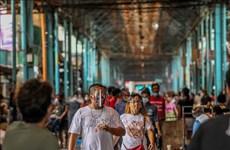 菲律宾、印尼新增病例继续增加新加坡  新加坡发现变异新冠病毒
