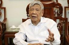 原越共中央总书记黎可漂:重视实践的领导者