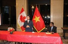 加拿大友人称赞胡志明主席和越南是世界人民的灵感之源