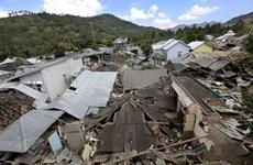 印度尼西亚发生5.4级地震