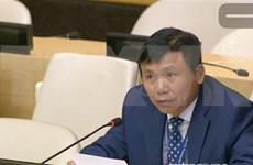 越南主持东盟与第75届联合国大会主席对话会