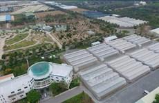 胡志明市高科技园区吸收投资约达190亿美元