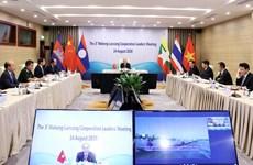 越南积极促进湄澜合作