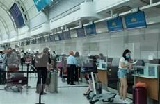 越南将在加拿大的近320名公民接回国