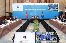 2020东盟年:制定后疫情时期经济复苏计划