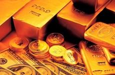 8月25日上午越南国内黄金价格降至5600万越盾左右