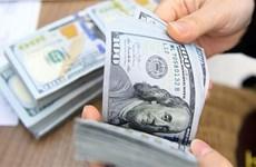 8月25日越盾对美元汇率中间价上调1越盾
