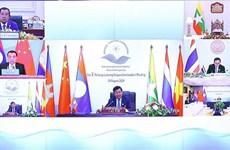湄澜领导人承诺促进地区各国跨境经济合作与发展