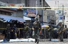 菲律宾发生两起爆炸袭击 至少15人死亡