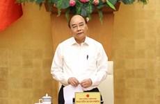 政府总理阮春福:以更加坚强的意志、更加严密的措施全面加强疫情防控工作
