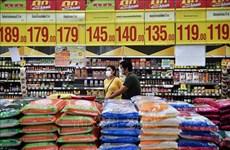 2020年7月泰国出口下降11.3%