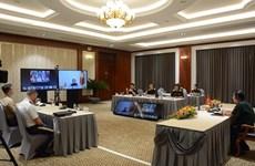 印度太平洋地区国防司令视频会议召开