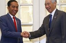 """新加坡与印尼商讨建立便利必要人员往来的""""快捷通道"""""""