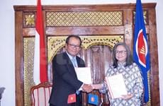 越南接任捷克东盟委员会轮值主席职位