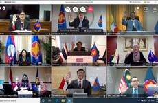 东盟政府间人权委员会召开2020年第一次特别会议