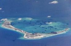  美国制裁东海建岛的中国企业和个人