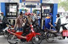 越南RON95汽油零售价有所上涨