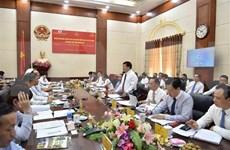 进一步加强兴安省与日本企业之间的投资合作力度