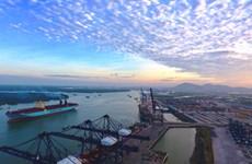 海防市力争成为国家和地区的物流服务发展中心