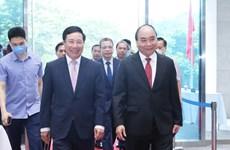 越南外交部建部75周年:越南是国际社会有担当有奉献的可靠伙伴