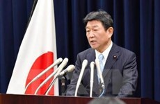 日本呼吁有关各方尊重国际法  和平解决东海问题